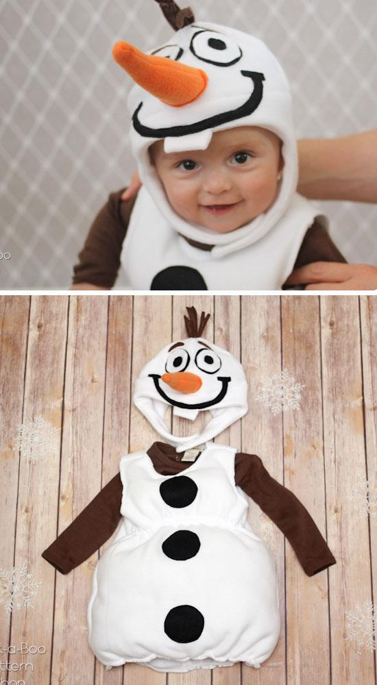 Best ideas about DIY Snowman Costumes . Save or Pin 24 DIY Halloween Costumes for Kids to Make Now.