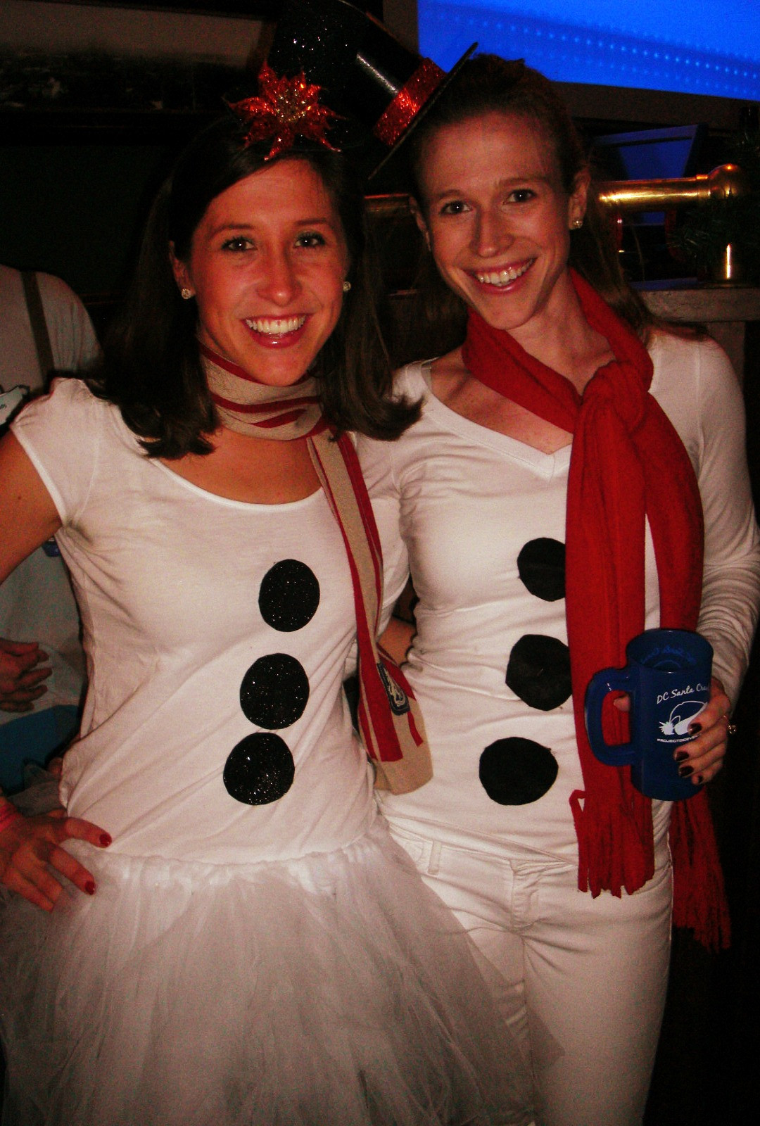 Best ideas about DIY Snowman Costumes . Save or Pin diy headband top hat Now.
