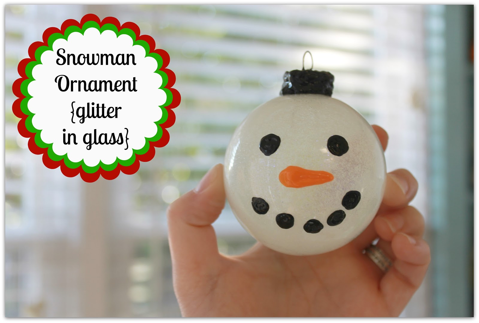 Best ideas about DIY Snowman Ornaments . Save or Pin Best DIY Christmas Ideas The 36th AVENUE Now.