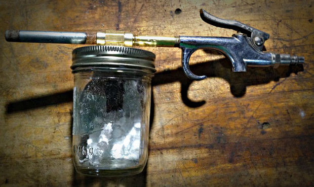 Best ideas about DIY Soda Blaster . Save or Pin Highly Versatile Soda Blaster Now.