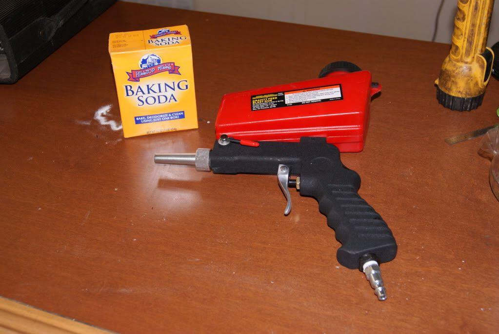 Best ideas about DIY Soda Blaster . Save or Pin DIY Soda blasting in FAQ Forum Now.