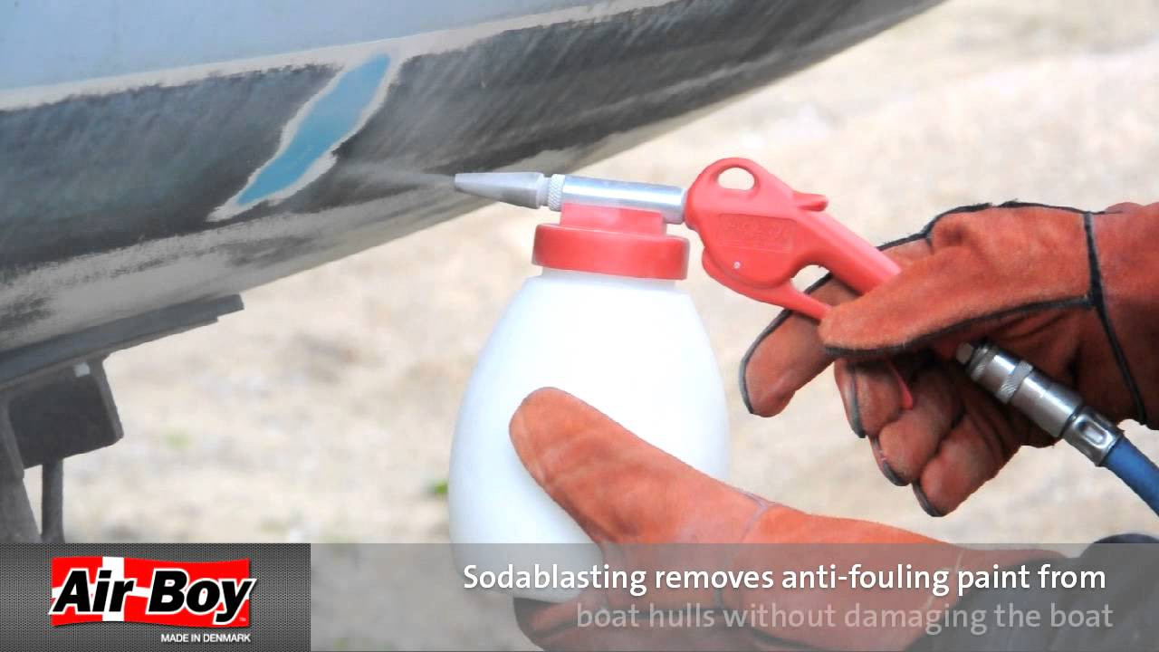Best ideas about DIY Soda Blaster . Save or Pin Soda Blasting Now.