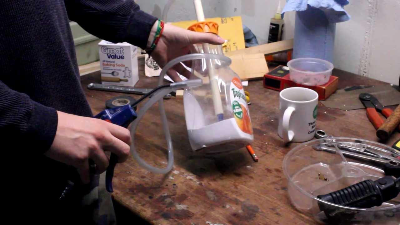 Best ideas about DIY Soda Blaster . Save or Pin DIY Baking Soda Blaster Now.