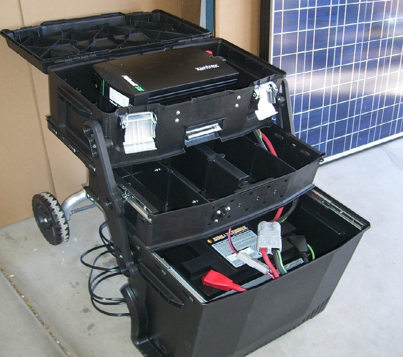Best ideas about DIY Solar Generator . Save or Pin Best Portable Solar Generator the Market Choosing Best Now.