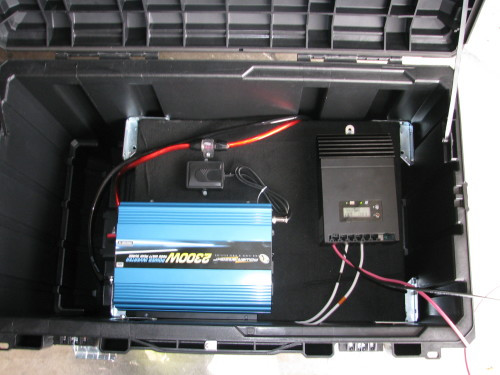 Best ideas about DIY Solar Generator . Save or Pin Homemade Portable Solar Generator Now.