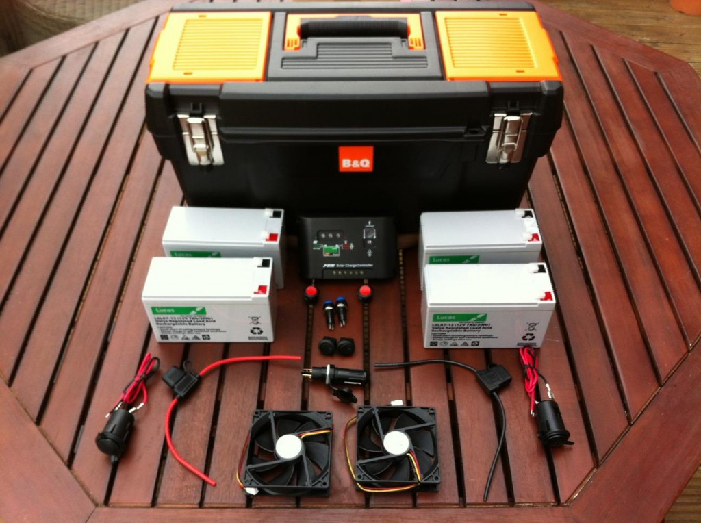 Best ideas about DIY Solar Generator . Save or Pin How To Build A DIY Portable Solar Power Generator For Now.