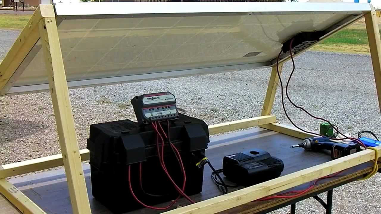 Best ideas about DIY Solar Generator . Save or Pin How to Build A Solar Generator DIY Survival Prepper Now.