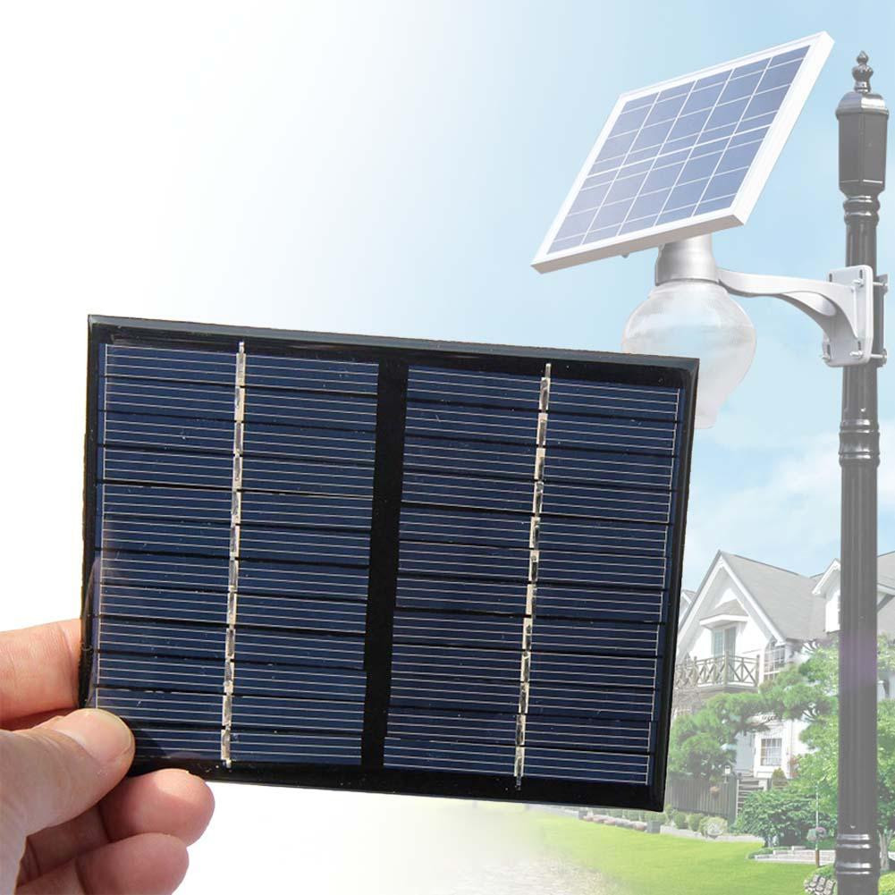 Best ideas about DIY Solar Panel . Save or Pin 1 5 5W 12V Solar Panel DIY Powered Models Small Cell Now.