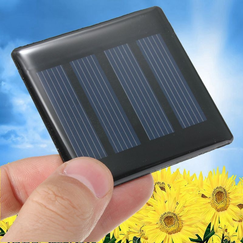 Best ideas about DIY Solar Panel . Save or Pin Mini 2 4 5V DIY Solar Panel Module Solarpanel Home Decor Now.