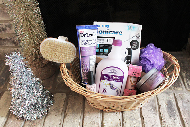 Best ideas about DIY Spa Gift Baskets . Save or Pin DIY Spa Gift Basket • The Southern Thing Now.