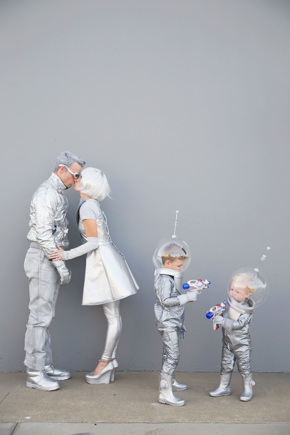 Best ideas about DIY Space Costume . Save or Pin DIY SPACE FAMILY COSTUMES Tell Love and Party Now.