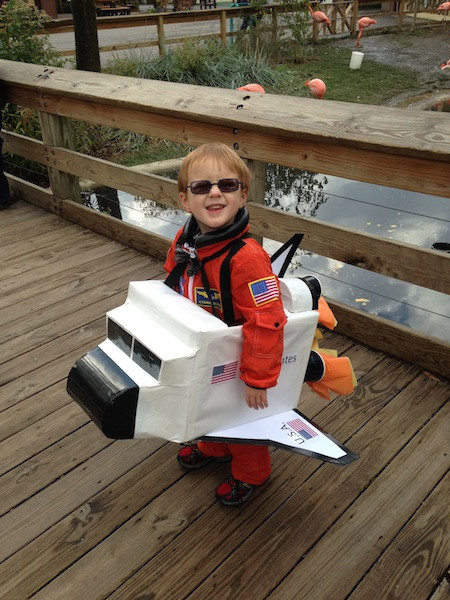Best ideas about DIY Space Costume . Save or Pin Homemade Kids Halloween Costume Ideas Now.