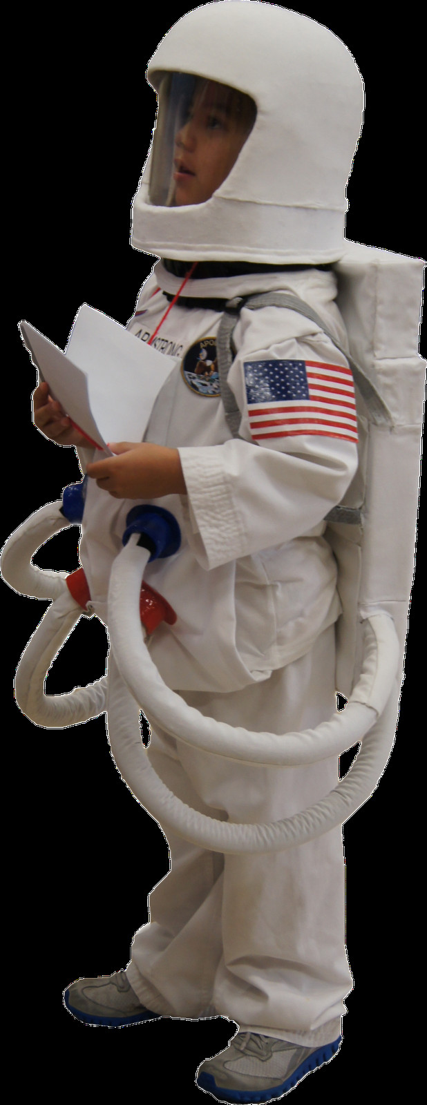 Best ideas about DIY Space Costume . Save or Pin ivetastic DIY armstrong astronaut suit Now.