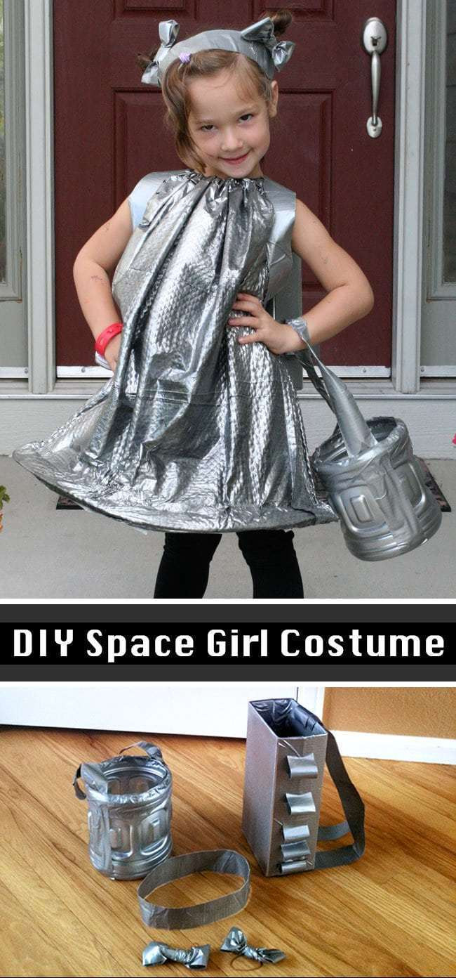 Best ideas about DIY Space Costume . Save or Pin DIY Space girl costume 100 Directions Now.