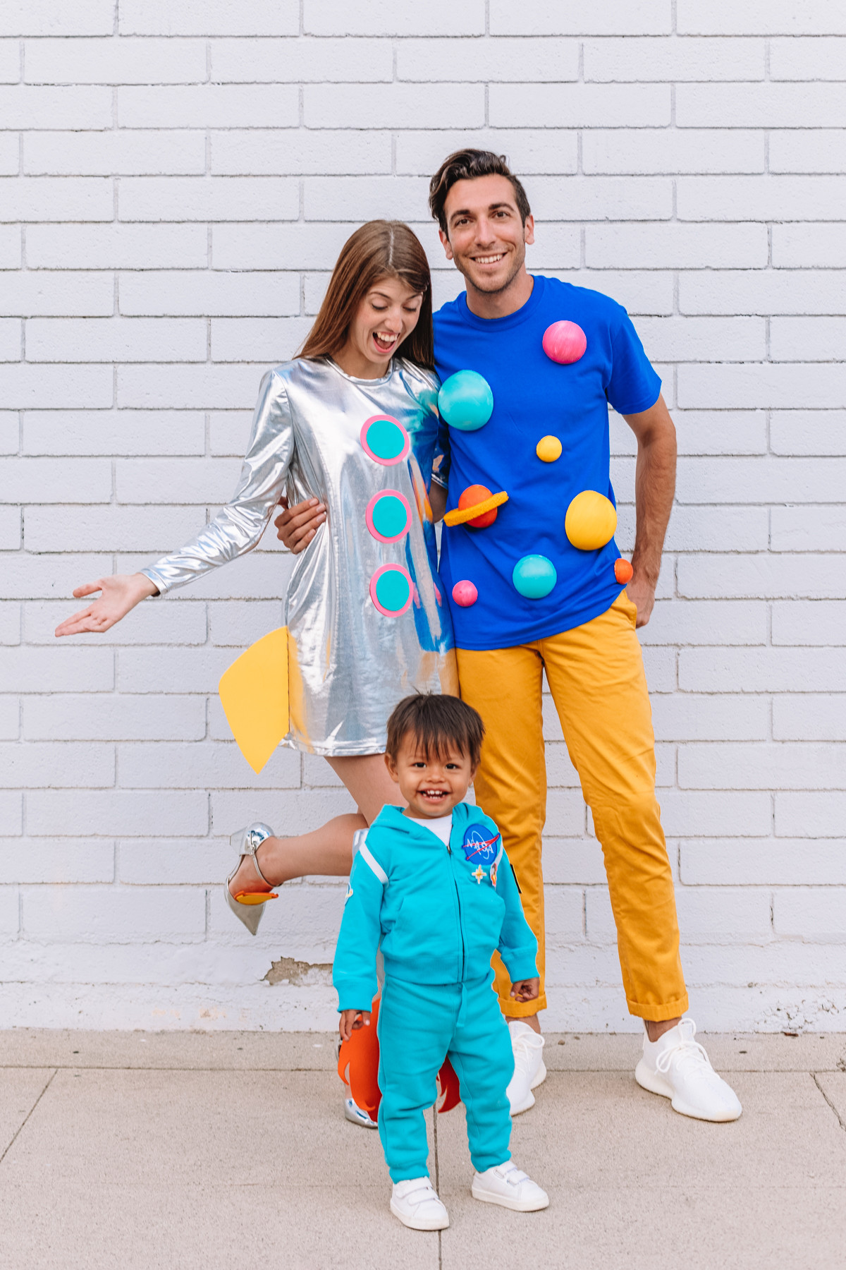 Best ideas about DIY Space Costume . Save or Pin DIY Space Family Costume Studio DIY Now.