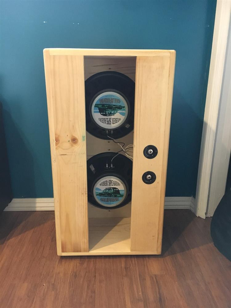 Best ideas about DIY Speakers Cabinet . Save or Pin DIY Build a 2x12 Speaker Cabinet for under $450 PHRED Now.