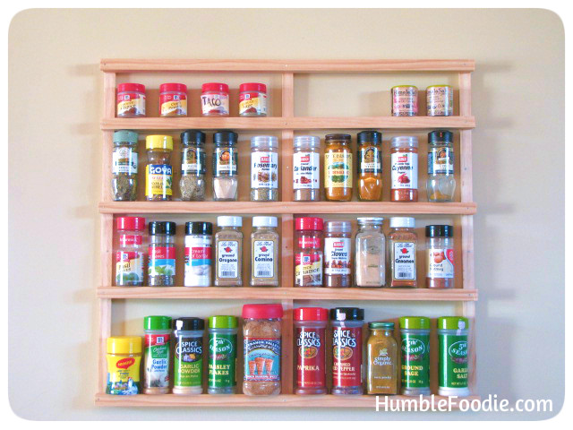 Best ideas about DIY Spice Rack Plans . Save or Pin Plans to build Build Your Own Spice Rack PDF Plans Now.