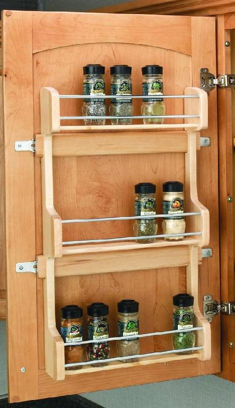 Best ideas about DIY Spice Rack Plans . Save or Pin DIY Door Mounted Spice Rack Plans PDF Download build Now.