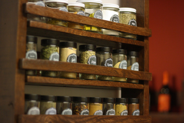 Best ideas about DIY Spice Rack Plans . Save or Pin PDF Simple spice rack design Plans DIY Free trophy shelf Now.