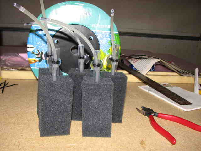 Best ideas about DIY Sponge Filters . Save or Pin DIY Poret Foam Filters Ball Aquatics Now.