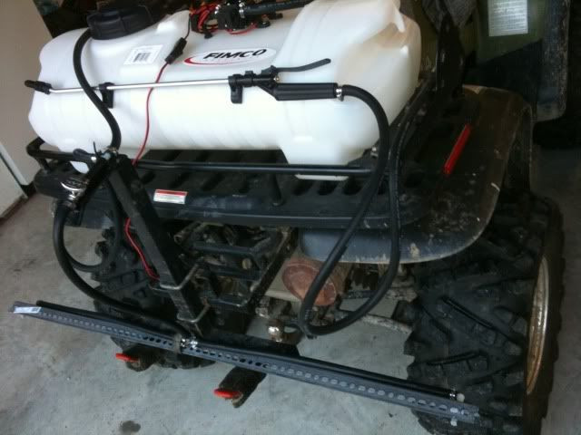 Best ideas about DIY Sprayer Boom Kit . Save or Pin NEW BUILD AN ATV SPRAYER Now.