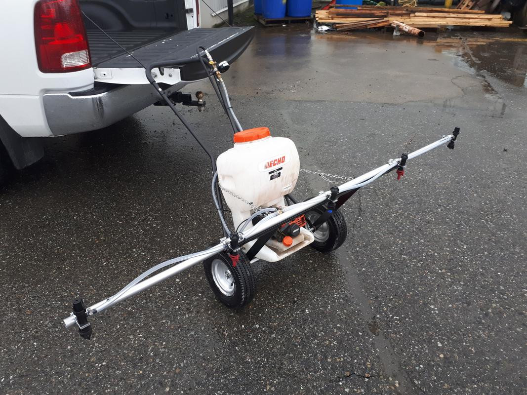 Best ideas about DIY Sprayer Boom Kit . Save or Pin diy boom sprayer Do It Your Self Now.