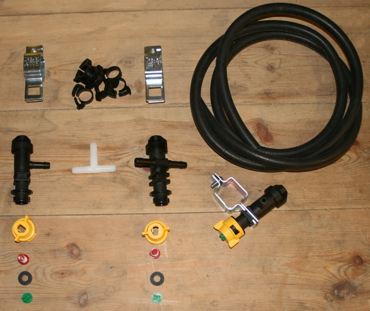 Best ideas about DIY Sprayer Boom Kit . Save or Pin DIY Nozzle Kit Now.