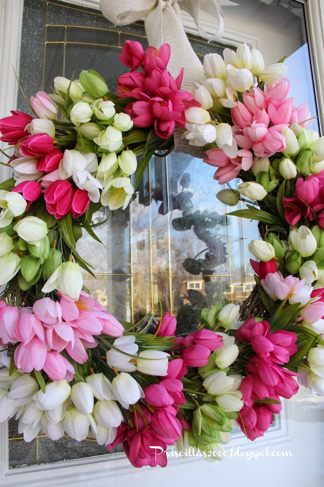 Best ideas about DIY Spring Wreath . Save or Pin Priscillas DIY Spring Wreaths Now.