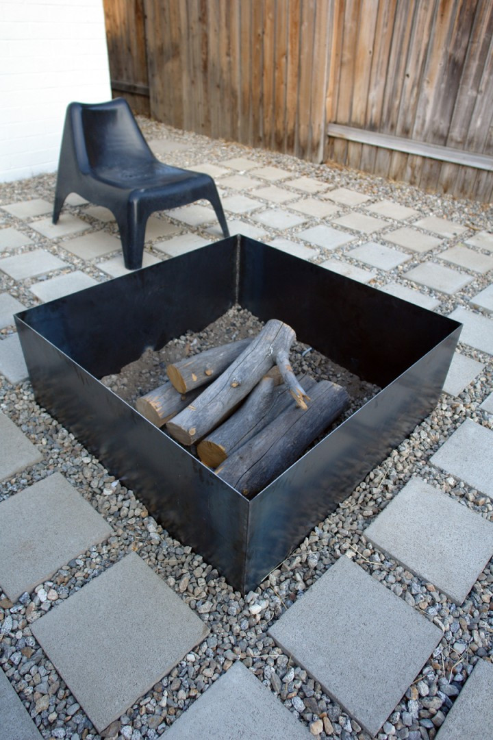 Best ideas about DIY Square Fire Pit . Save or Pin 7 DIY Fire Pits You Can Build Now.