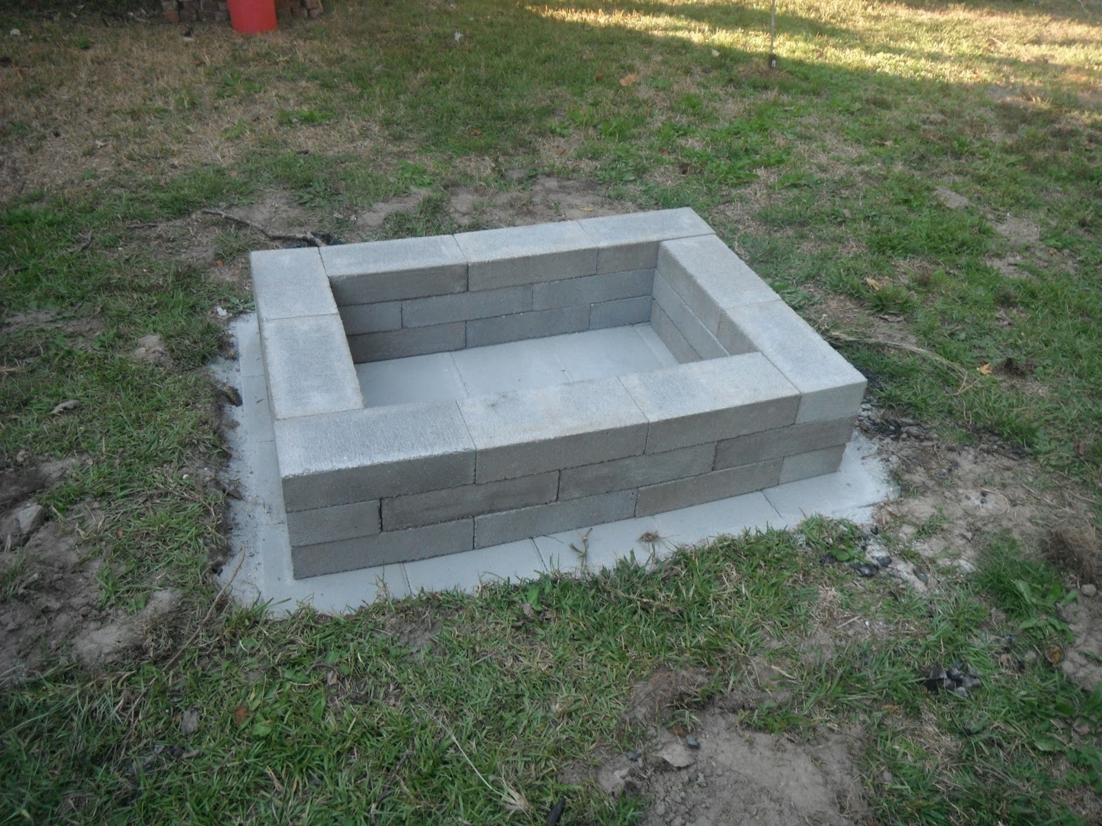 Best ideas about DIY Square Fire Pit . Save or Pin Deals Steals and Heels what happens when husbands are Now.