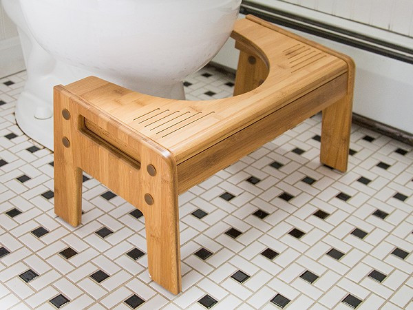 Best ideas about DIY Squatty Potty . Save or Pin Bamboo Toilet Stool by The Squatty Potty Now.