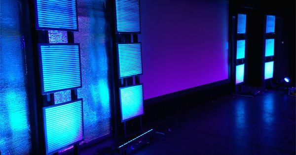 Best ideas about DIY Stage Lighting . Save or Pin Furnace filters and Reflectix insulation for a nice Now.