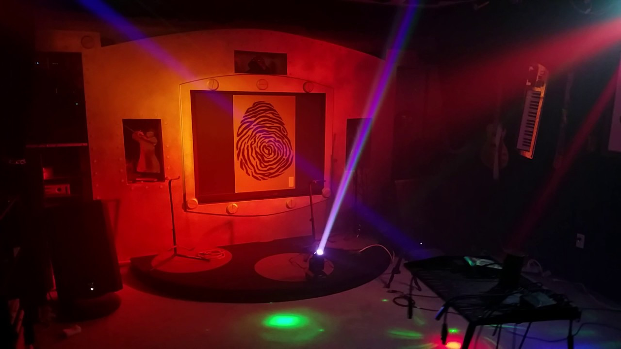 Best ideas about DIY Stage Lighting . Save or Pin Testing Stage Lighting with DIY Haze Machine Now.