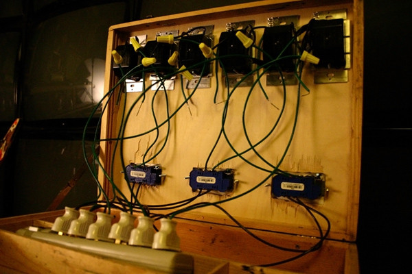 Best ideas about DIY Stage Lighting . Save or Pin Blog Archive D I Y Stage Lighting Dimmer Switch Box Now.