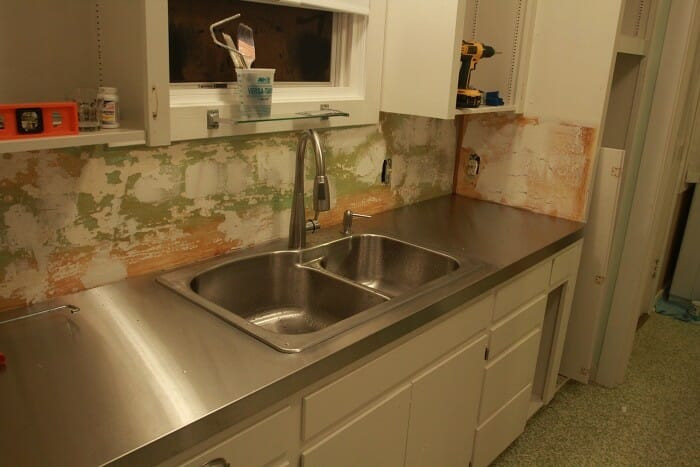Best ideas about DIY Stainless Steel Countertops . Save or Pin DIY stainless steel countertop Linn installs a $3 000 Now.