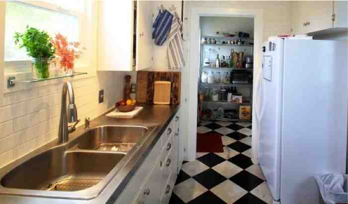Best ideas about DIY Stainless Steel Countertops . Save or Pin DIY Stainless Steel Kitchen Counter Tops A Bud Do Now.