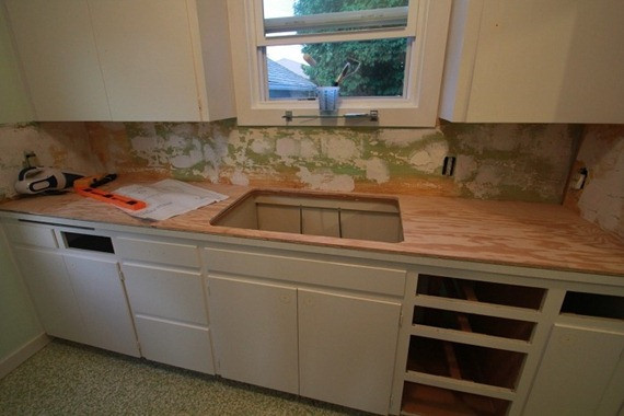 Best ideas about DIY Stainless Steel Countertops . Save or Pin Affordable Stainless Steel Countertops DIY Now.