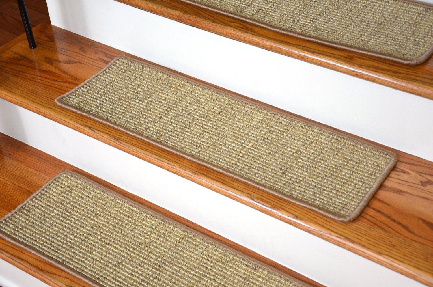 Best ideas about DIY Stair Treads . Save or Pin 20 Collection of Diy Stair Tread Rugs Now.