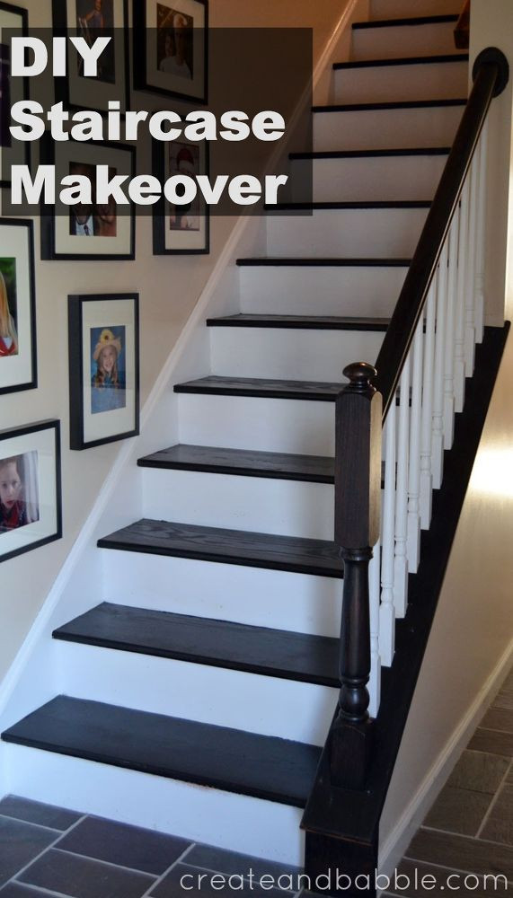 Best ideas about DIY Stair Treads . Save or Pin Hometalk Now.