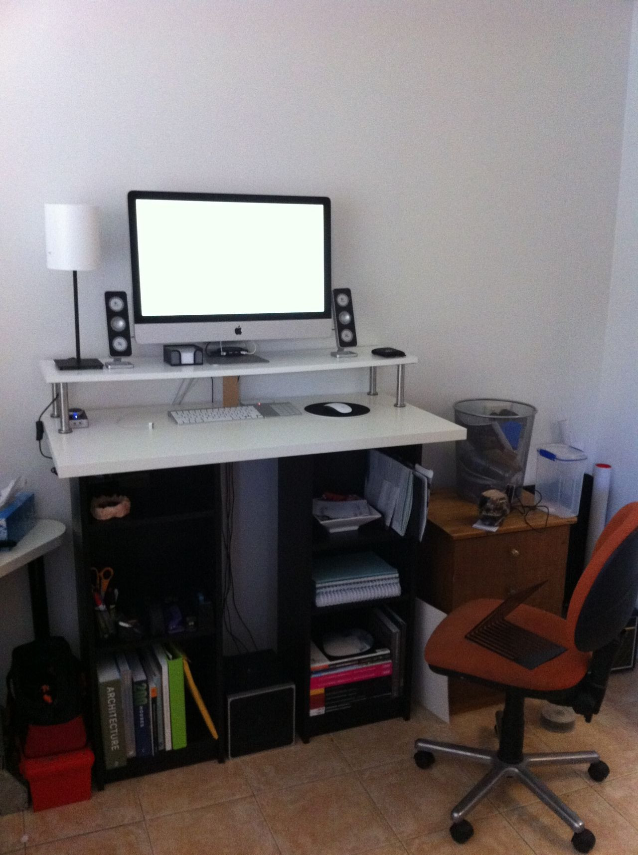 Best ideas about DIY Standing Desk Ikea . Save or Pin Top 10 Most Popular IKEA Hacks Ever Now.