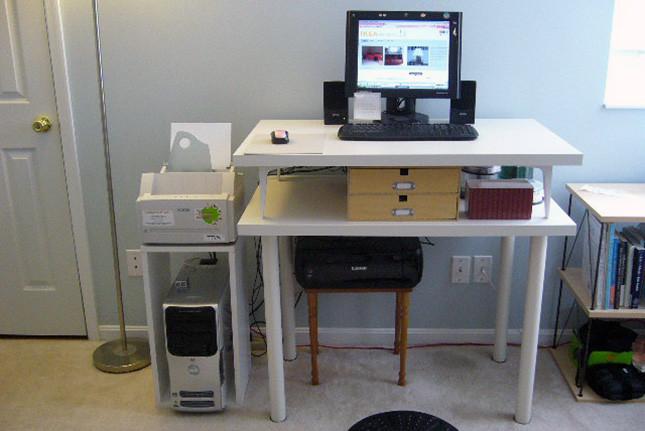 Best ideas about DIY Standing Desk Ikea . Save or Pin The Best IKEA Standing Desk Hacks Now.