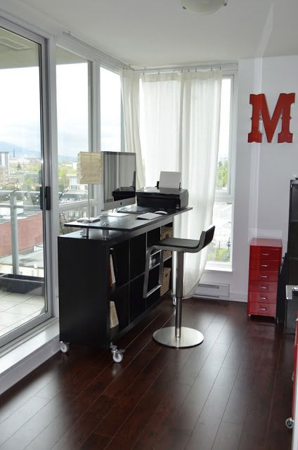 Best ideas about DIY Standing Desk Ikea . Save or Pin Best 25 Standing desk chair ideas on Pinterest Now.