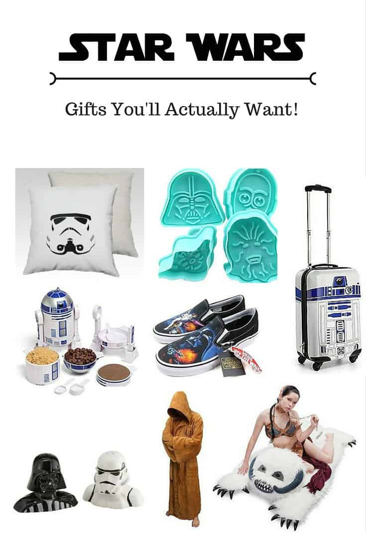 Best ideas about DIY Star Wars Gifts . Save or Pin Star Wars Gifts You ll Actually Want to Use DIY Candy Now.