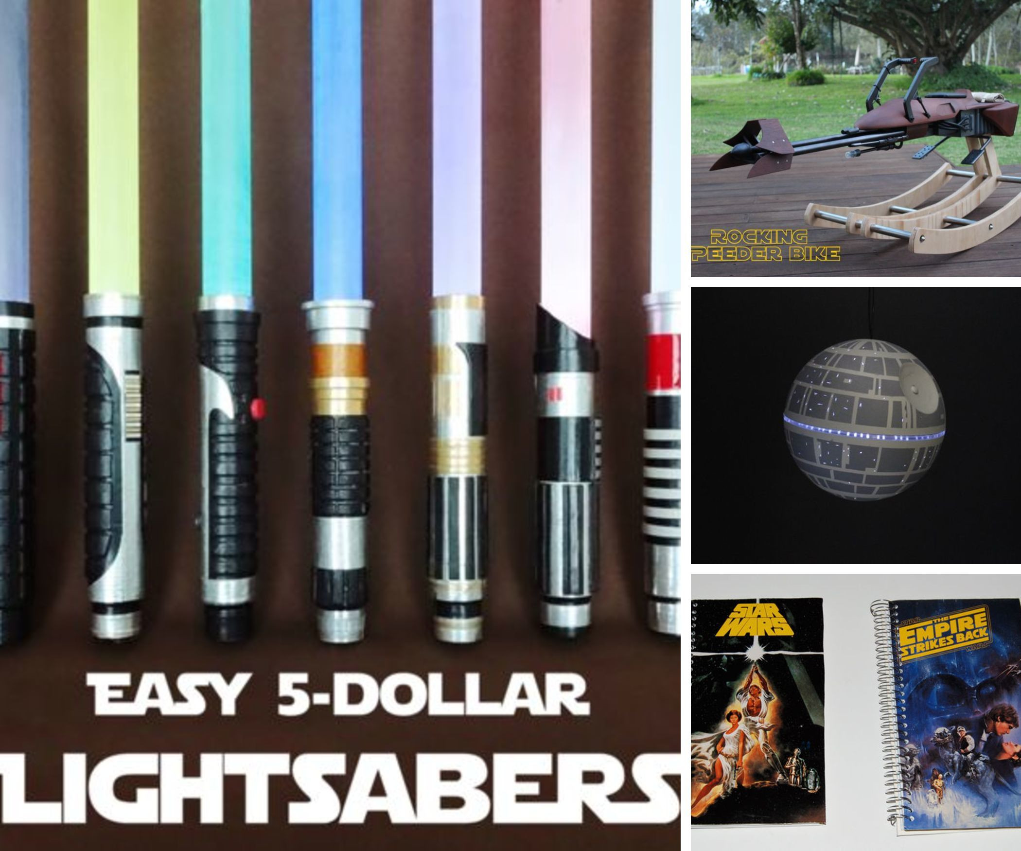 Best ideas about DIY Star Wars Gifts . Save or Pin 9 DIY Gifts for Star Wars Fans Now.