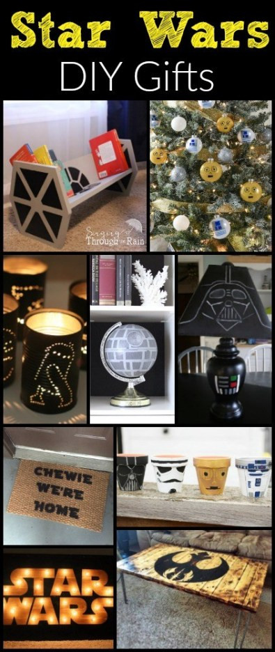Best ideas about DIY Star Wars Gifts . Save or Pin Star Wars The Ultimate Gift Guide Now.
