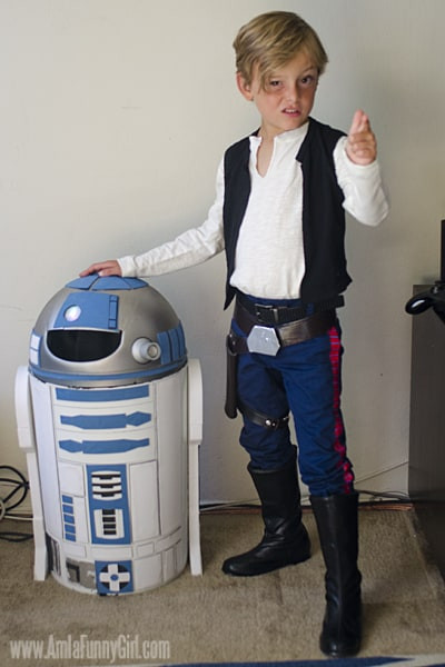 Best ideas about DIY Starwars Costume . Save or Pin Han Solo Costume DIY Halloween StarWars More Than Now.
