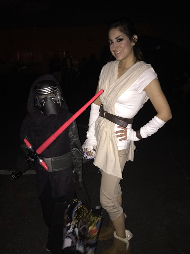Best ideas about DIY Starwars Costume . Save or Pin Diy Star Wars Rey costume Halloween Costumes Now.