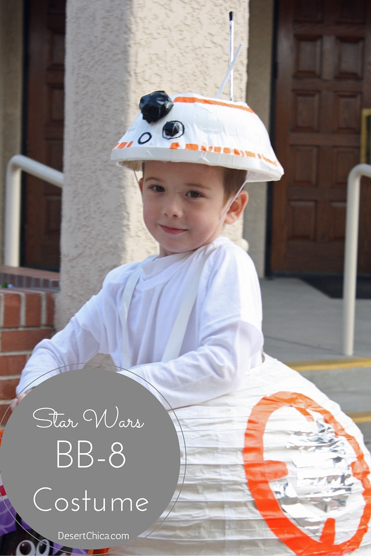 Best ideas about DIY Starwars Costume . Save or Pin DIY Star Wars BB 8 Costume Now.