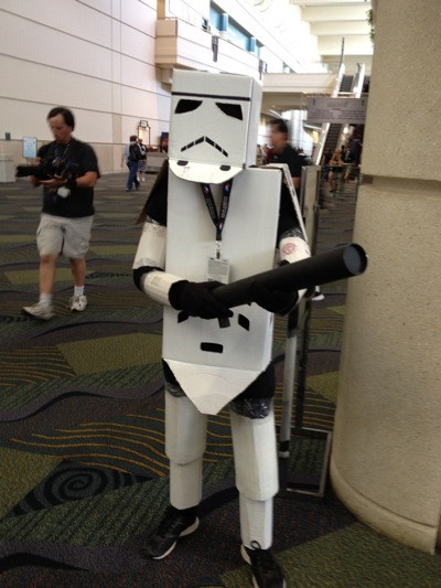 Best ideas about DIY Starwars Costume . Save or Pin Last Minute Star Wars Costume Ideas Now.