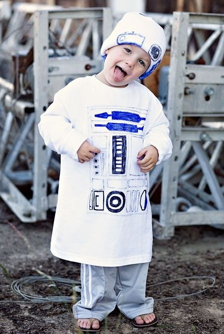 Best ideas about DIY Starwars Costume . Save or Pin 17 really cool DIY Star Wars costumes for kids Now.